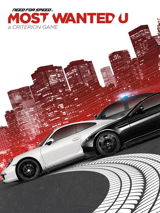 Need for Speed Most Wanted U image