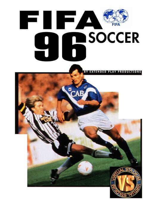 FIFA Soccer 96 Display Picture