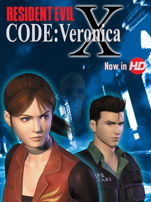Resident Evil: Code Veronica X HD image