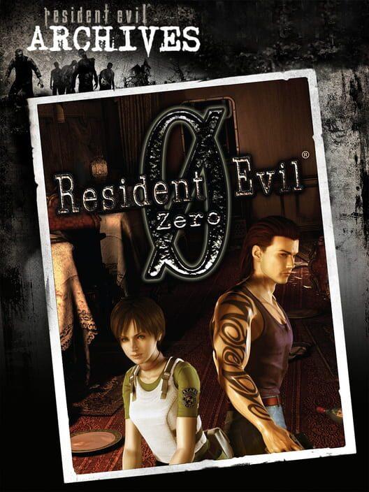 Resident Evil Archives: Zero image