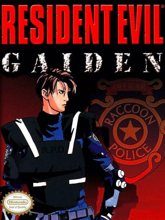 Resident Evil Gaiden image