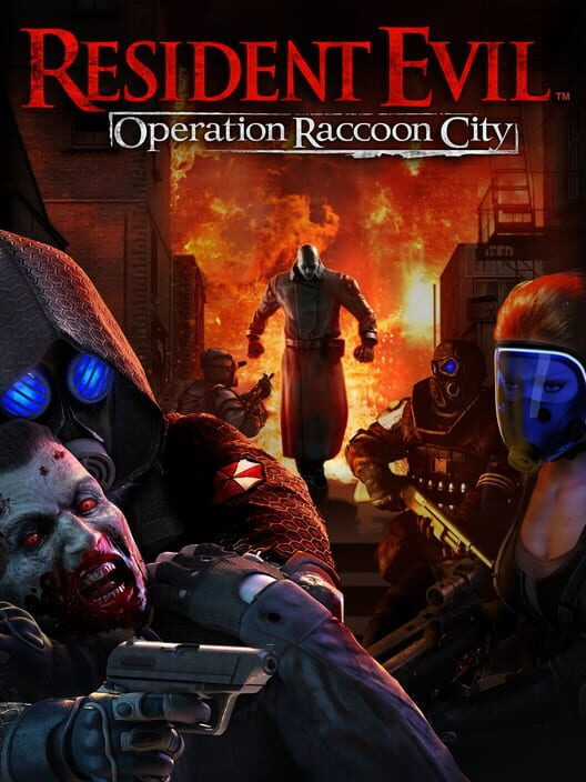 Resident Evil: Operation Raccoon City image