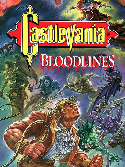 Castlevania: Bloodlines image