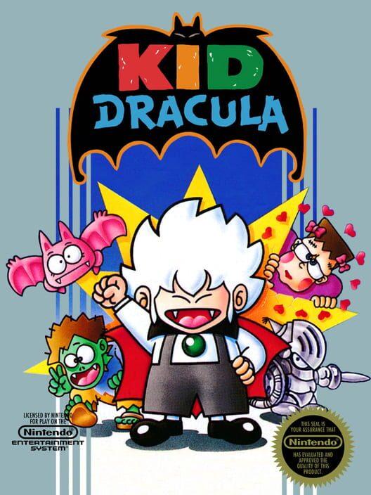 Kid Dracula image