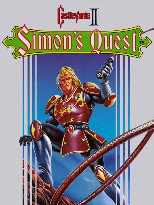 Castlevania II: Simon's Quest image