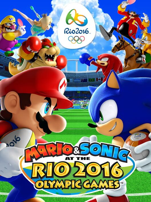 Mario & Sonic at the Rio 2016 Olympic Games image