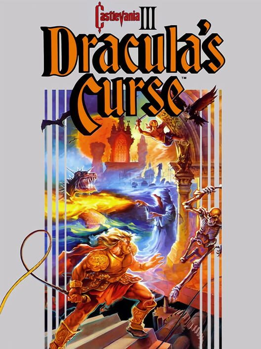 Castlevania III: Dracula's Curse image