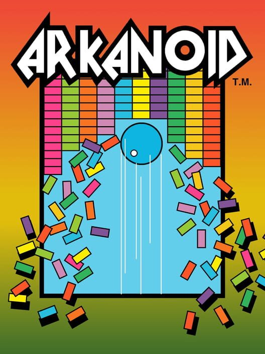Arkanoid Display Picture