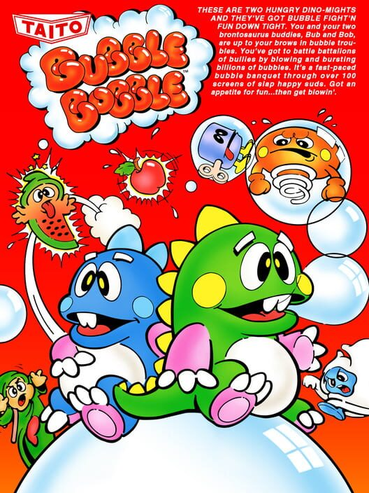 Bubble Bobble Display Picture