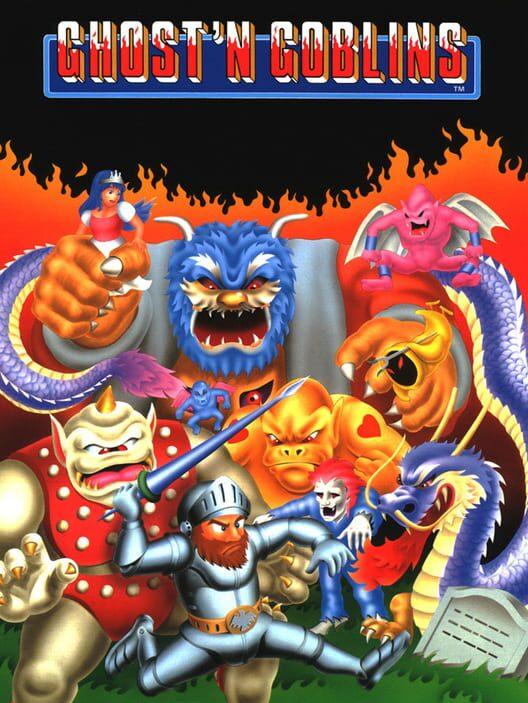 Ghosts 'n Goblins Display Picture