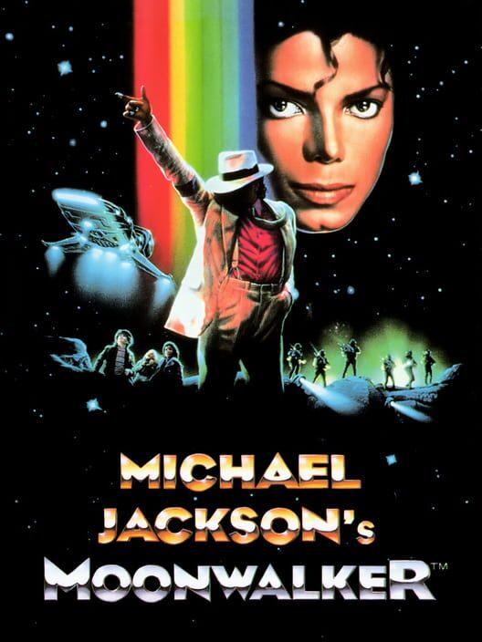 Michael Jackson's Moonwalker image