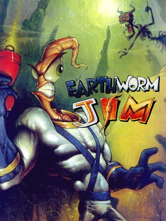Earthworm Jim image