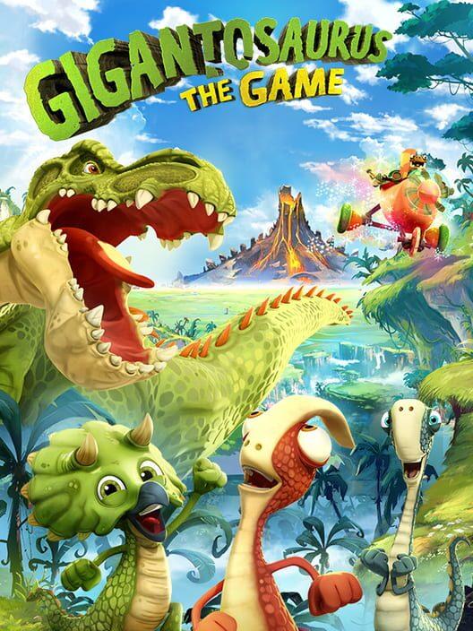 Gigantosaurus The Game Display Picture