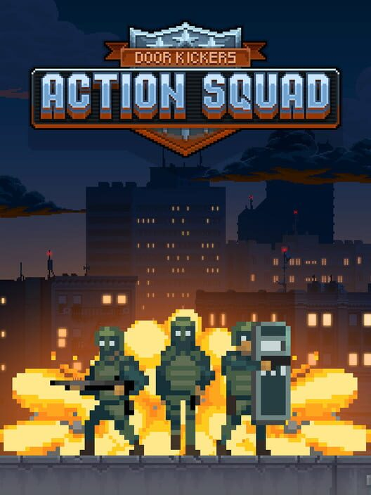 Door Kickers: Action Squad image