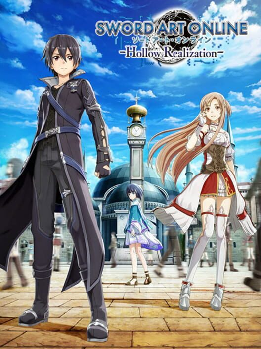 Sword Art Online: Hollow Realization Deluxe Edition Display Picture