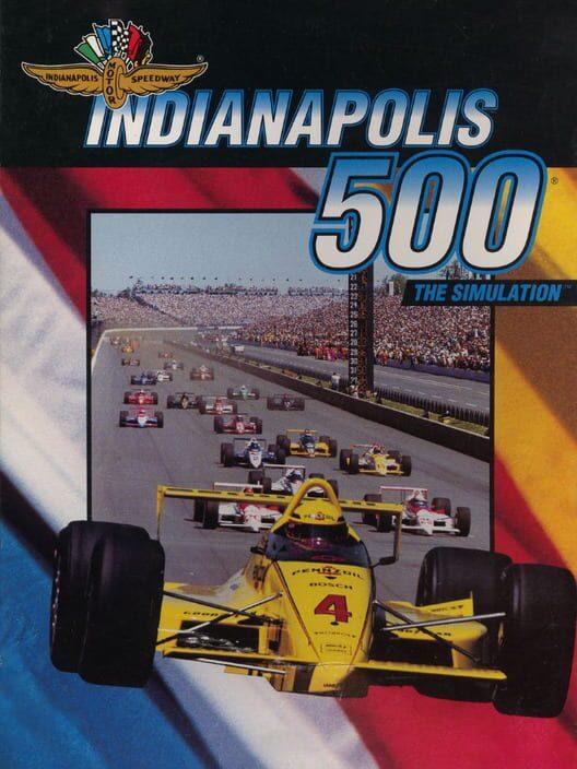 Indianapolis 500: The Simulation image