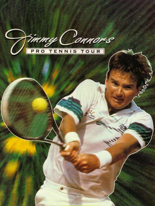 Jimmy Connors Pro Tennis Tour image