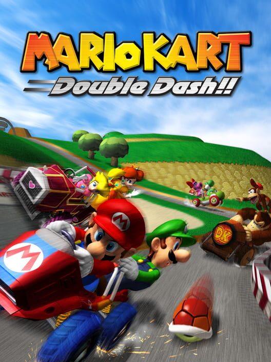 mario kart double dash characters