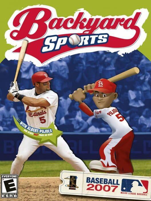 Backyard Sports: Baseball 2007 image