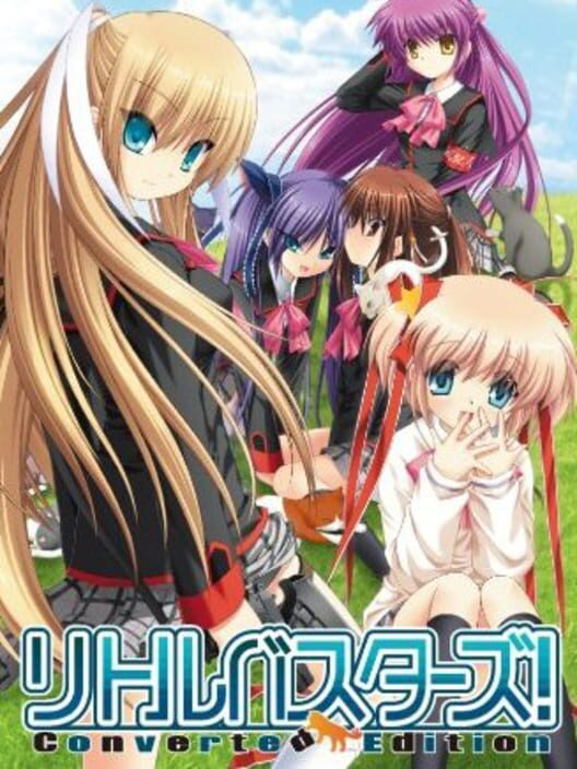 Little Busters! Converted Edition image