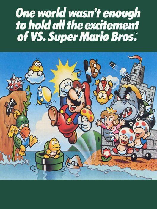 VS. Super Mario Bros. image