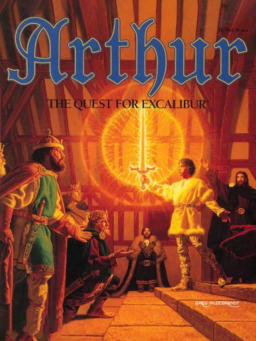 Arthur: The Quest for Excalibur image