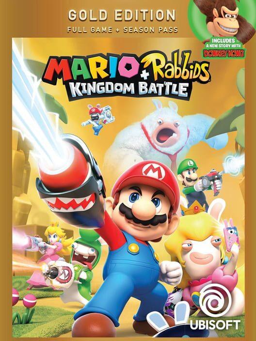 Mario + Rabbids Kingdom Battle: Gold Edition image