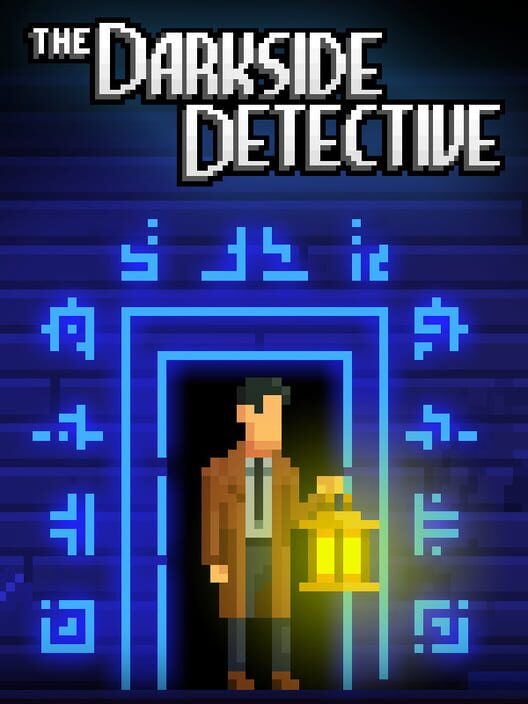 The Darkside Detective Display Picture