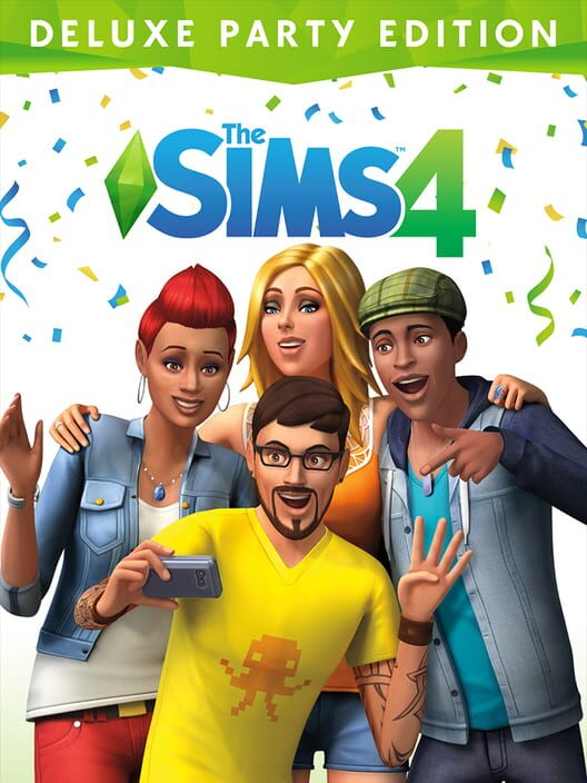 The Sims 4: Deluxe Party Edition image
