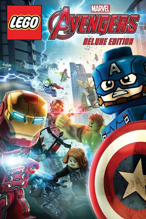 LEGO Marvel's Avengers - Deluxe Edition image