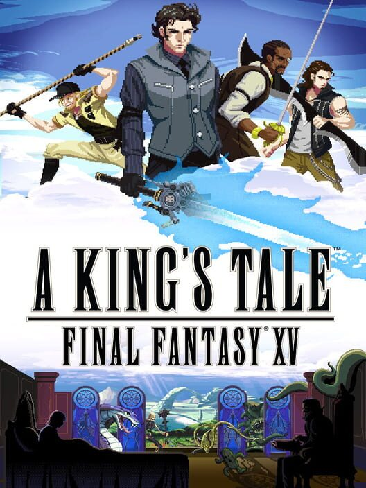 A King's Tale: Final Fantasy XV image