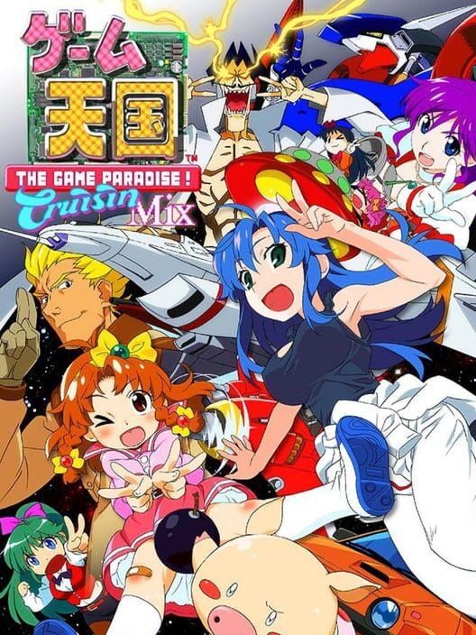 The Game Paradise: Cruisin Mix image