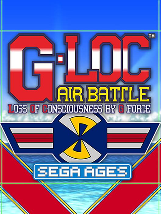 SEGA AGES G-LOC AIR BATTLE Display Picture