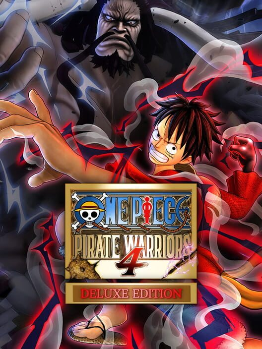 One Piece: Pirate Warriors 4 - Deluxe Edition image