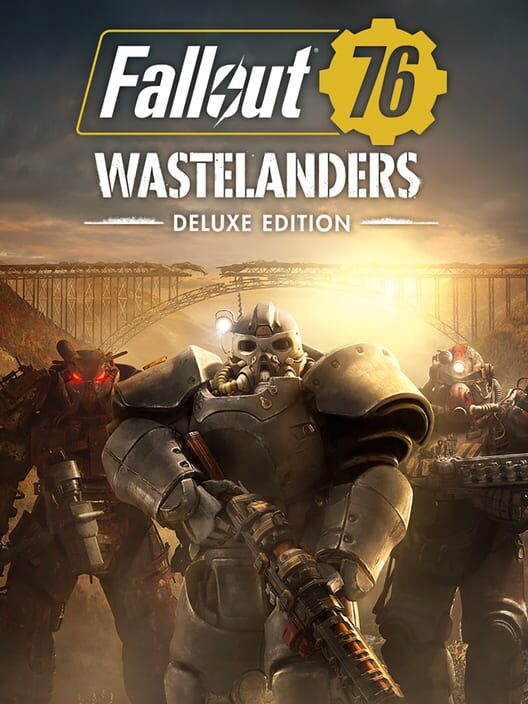 Fallout 76: Wastelanders - Deluxe Edition image