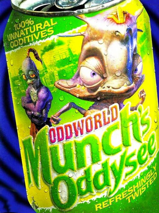 Oddworld: Munch's Oddysee Display Picture