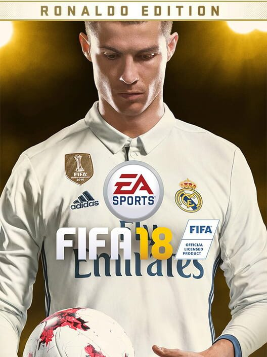 FIFA 18: Ronaldo Edition Display Picture