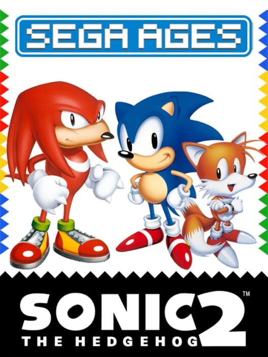 SEGA AGES Sonic The Hedgehog 2 image