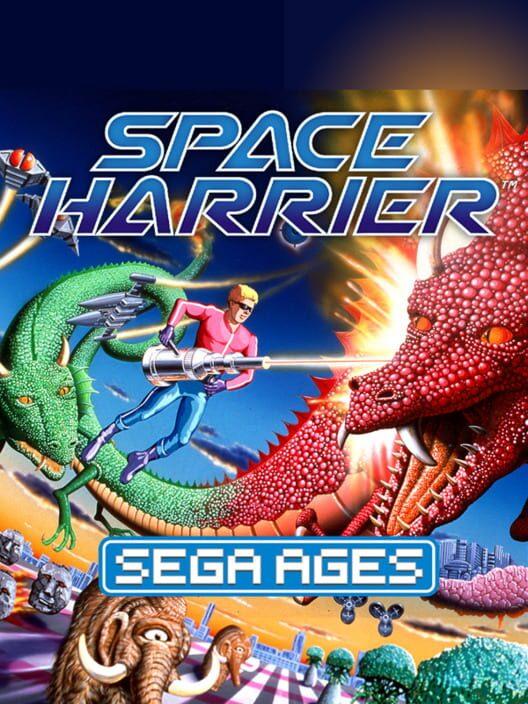 SEGA AGES SPACE HARRIER image