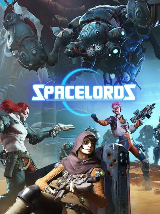 Spacelords Display Picture