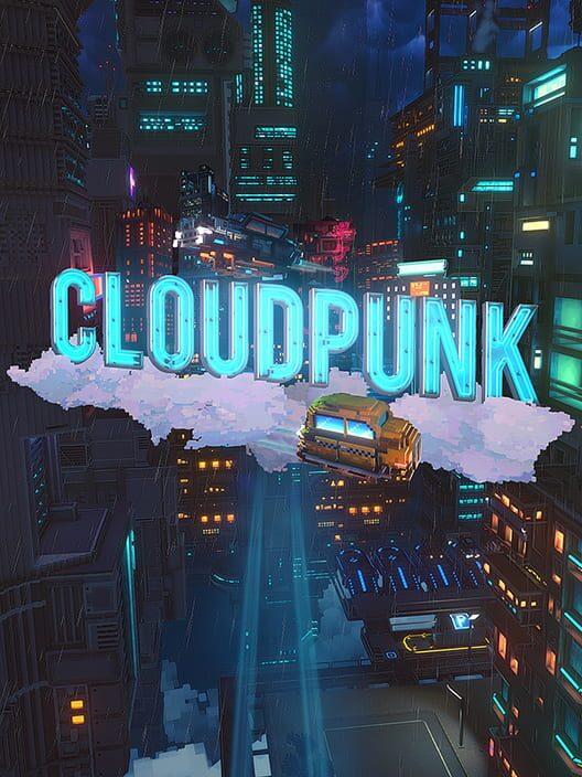 Cloudpunk Display Picture