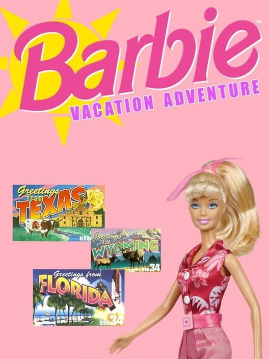 Barbie: Vacation Adventure image