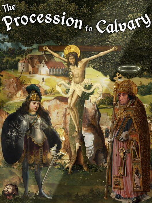 The Procession to Calvary image