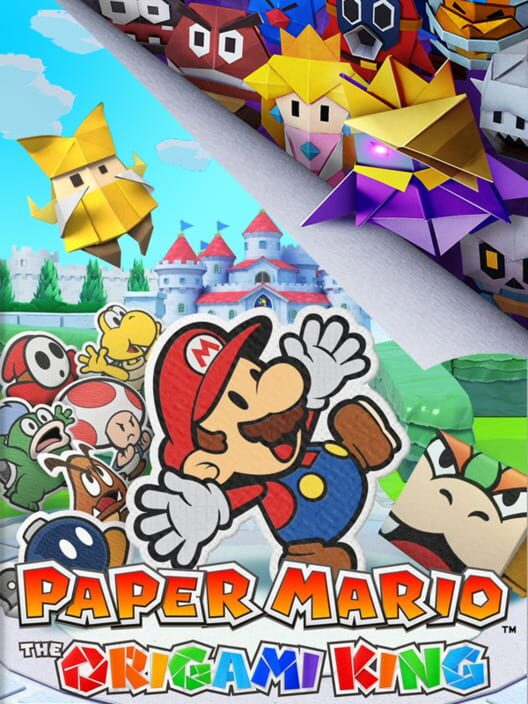 Paper Mario: The Origami King image