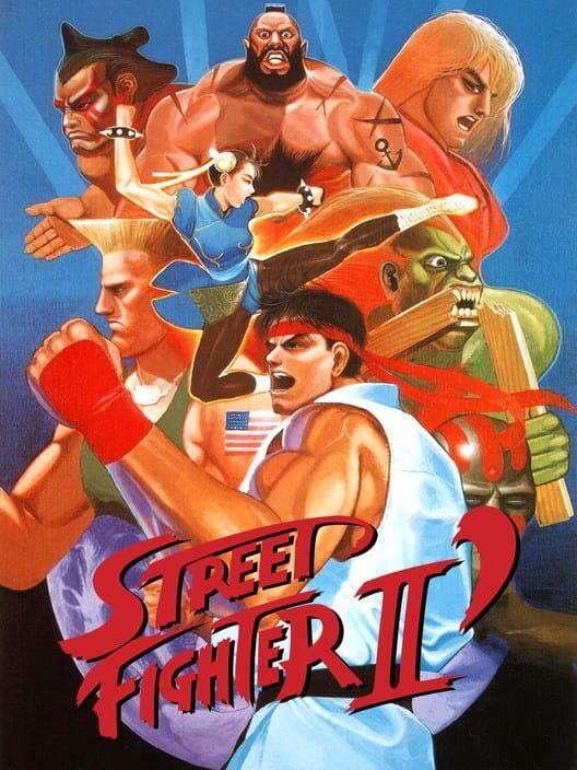 Street Fighter II image