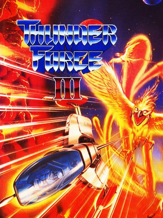 Thunder Force III Display Picture