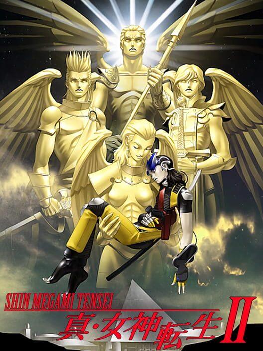 Shin Megami Tensei II Display Picture