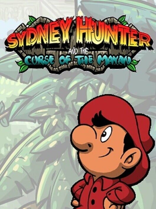 Sydney Hunter and the Curse of the Mayan image