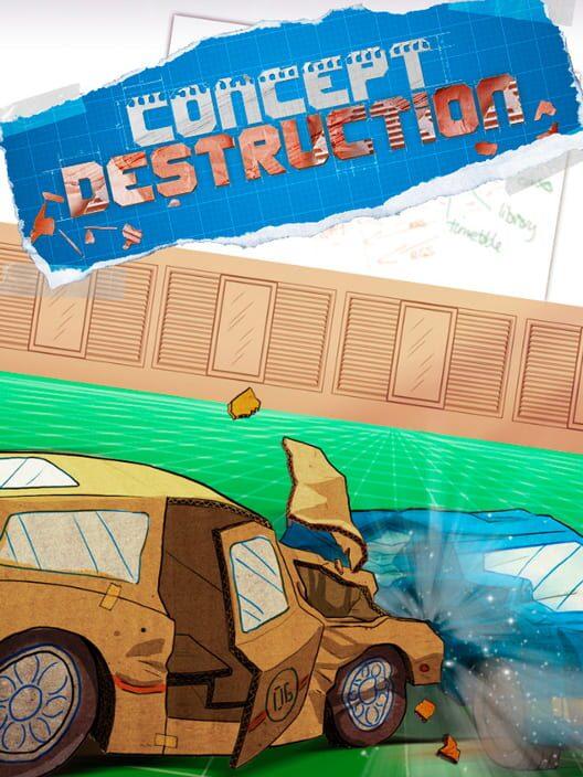 Concept Destruction Display Picture