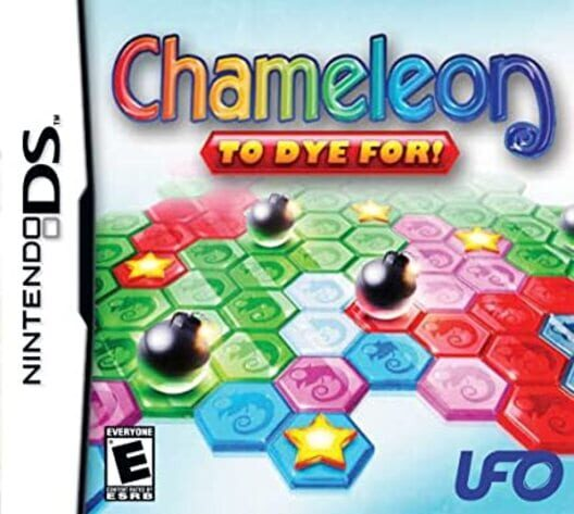 Chameleon: To Dye For! Display Picture